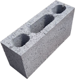 Partition block basaltic andesite M50